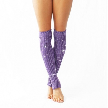 Wink Sparkly Leg Warmers - Various Colours
