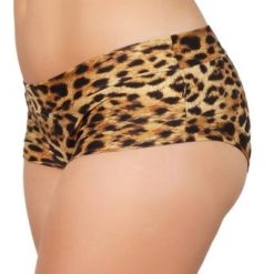Juicee Peach Coco Crop - Leopard