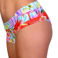 Cleo The Hurricane Tropical Hotpants 4 Honeymoon Hibiscus