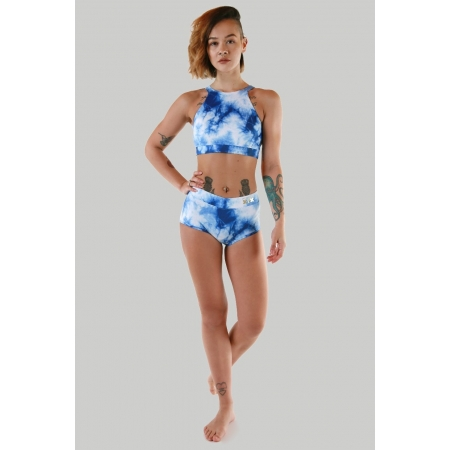 Creatures Of XIX Nyx Storm High Waisted Shorts
