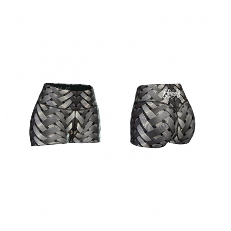 Anarchy Apparel Carbonite Hot Pants (Missfit)