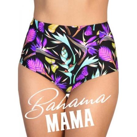 Cleo The Hurricane Bahama Mama High Waist Hot Pants