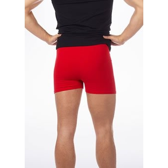 Intermezzo Mens Shorts - Red