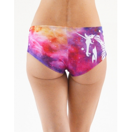 Boomkats Jade Unicorn Shorts