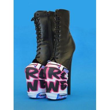 Boomkats Exotic Shoe Platform Protectors - GRL PWR