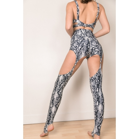 Chantay Floorplay Leggings - Snake