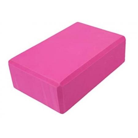 Yoga Brick - Hot Pink