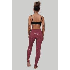 Creatures Of XIX Gecko Grip Leggings: Mauve