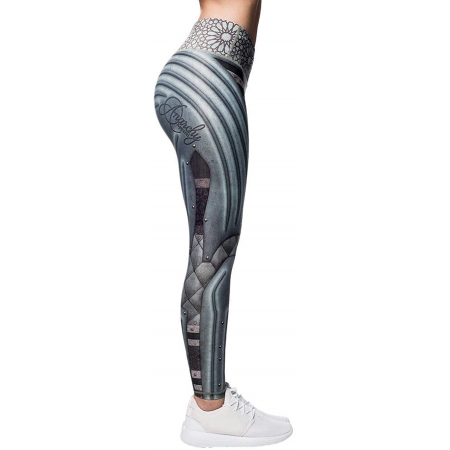Anarchy Apparel Paladin Compression Leggings