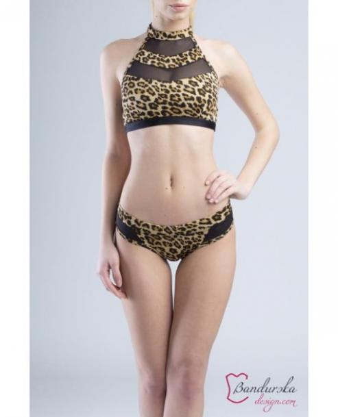 Bandurska Leopard Bottoms