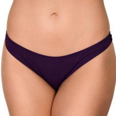Cleo The Hurricane Essential Scanty Pants - Purple Smoke