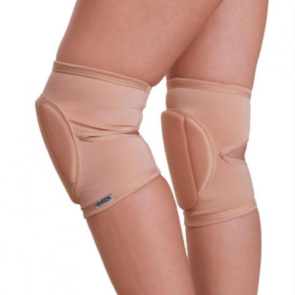 Queen Classic Knee Pads - Natural