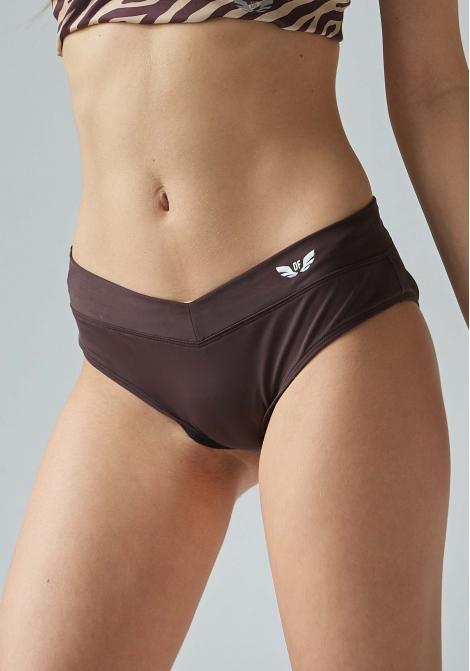 Dressfit Shorts SWELLOW chocolate