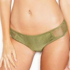 Gale Active Mesh Top Green